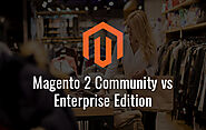 Magento 2 Community vs Enterprise Edition- Key Features & Major Differences