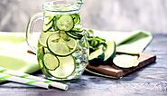 Benefits Of Cucumber Water You Must Know - Feedpulp