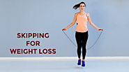 Weight Loss Hack: Do you know how many calories you burn with a skipping rope? - Feedpulp