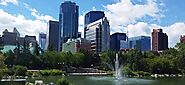 Find the right place for your real estate needs in Downtown Calgary