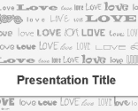 Love Template for PowerPoint | Free Powerpoint Templates