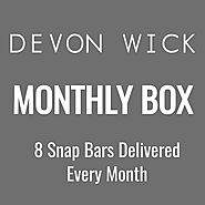 Snap Bar Monthly Box Subscription