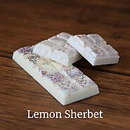 Lemon Sherbat Wax Melt