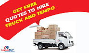 Reasons to hire truck and tempo services in Delhi for Shifting