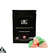 WATERMELON SOURS 150MG THC BY MYSTIC EDIBLES