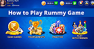 How to Play Rummy Card Games Online?