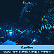 Equities - Global reach and wide range of markets
