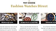 Fashion Watches Direct4you | F6S