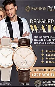 Knowing about the beautiful watches from Fashion Watches Direct (800) 371-1565 - Fashion Watches Direct4you - Wattpad