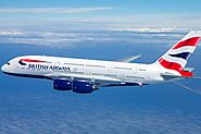 British Airways Flights Online Booking