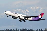 Hawaiian Airlines Flights Online Booking