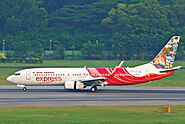 Air India Express Flights Online Booking