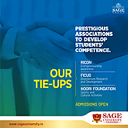 Top University In India - Sage University Indore