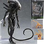 Alien PVC Action Figure | Shop For Gamers