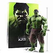 Avengers Incredible Hulk Action Figure | Shop For Gamers