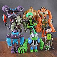 Ben 10 & Monsters Action Figures | Shop For Gamers