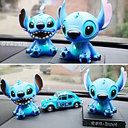 Cartoon Anime Stitch Figure | Shop For Gamers