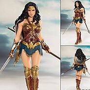 DC Heroes Wonder Woman Figure | Shop For Gamers