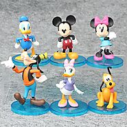 Disney Mickey Mouse & Friends Action Figures | Shop For Gamers