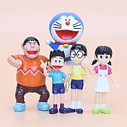Doraemon Characters Figures | Shop For Gamers