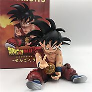 Dragon Ball Injured Kid Goku Action Figure | Shop For Gamers