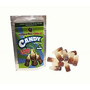 Herbivores Edibles – THC Candy Colas – 150mg