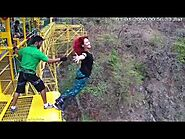 Bungee jumping Goa | Entry Fee | How to Guide