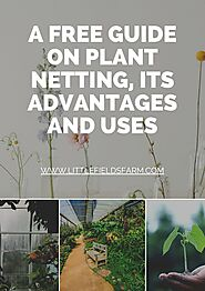 [PDF]A Free Guide on Plant Netting, Its Advantages and Uses - SlideServe