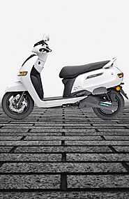 TVS IQube Electric Scooter 2020 ,launch And Price