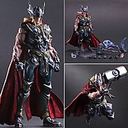 Marvel Thor With Hate Hero PVC Action Figure | Shop For Gamers