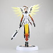 Mercy Character Action Figure | Shop For Gamers