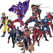 X-Men Heroes Action Figure | Shop For Gamers