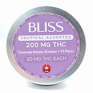 Bliss Tropical Edibles 200mg
