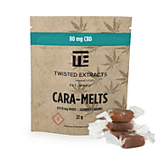 TWISTED EXTRACTS – CBD CARA-MELTS