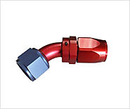 Swivel Hose End - AN Fitting - Best Fit Precision Parts Co.,LTD
