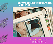 Getting Married - Hire Our Best Wedding Photographer in Chicago