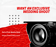 Want an Exclusive Wedding Shoot - Hire Professional Wedding Photographers in Chicago
