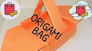 How to make an origami Bag