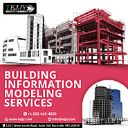 BIM Engineering Services for Construction Firms | BIM Services in USA
