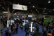 New technologies - Explore the latest trends and solutions in the AU Exhibit Hall.