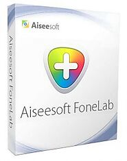 Aiseesoft FoneLab 10.2.8 Crack 2020 + Key Free Download