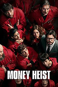 1. Money Heist - Social Mentions: 535K