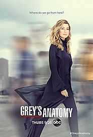 3. GREY'S ANATOMY - Social Mentions: 191K