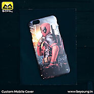 Shop Custom Mobile Cover Online India at Beyoung