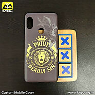 Buy Customized Unique Mobile Case Affordable Price