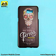 Buy Cool & Stylish Custom Mobile Cover Online India at Beyoung