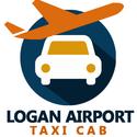 Logan Airport Taxi Cab