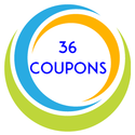 36 coupons