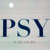 PSY Hair Story